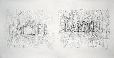 Vadim Zakharov, 'L'Amore', 2014