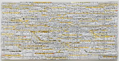 Katsumi Hayakawa, 'Intersection #01016', 2016