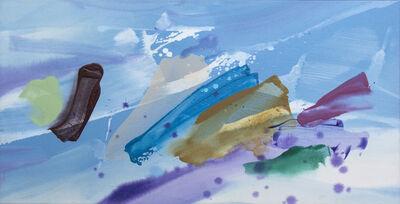 Milly Ristvedt, 'Blue Wash', 1982