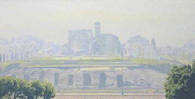 David Wheeler, 'Ethereal Landscape II (Rome)', ca. 2014