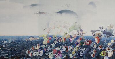 Zhang Gong, 'B-29 Bomber', 2011
