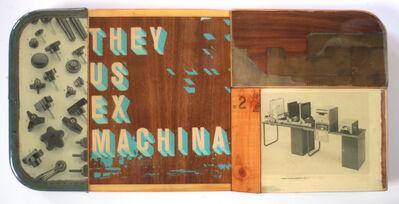 Mac Premo, 'They Us Ex Machina', 2012
