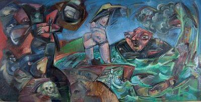 Bruce Schiefelbein, 'A Simple Siren's Psalm ', 2010