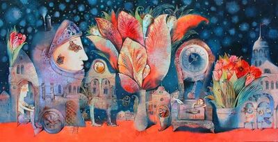 Anna Silivonchik, 'A Night in May', 2017