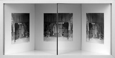 Thomas Ruff, '3D-Schwarzwald (Werkzeugraum)', 1994