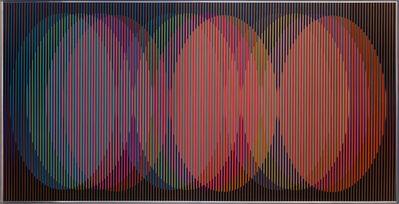 Carlos Cruz-Diez, 'Physichromie Panam 176', 2014