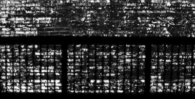 Douglas Nesbitt, 'Asheville Brick Wall', ca. 2011