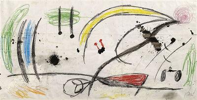Joan Miró, 'Paysage', 1975
