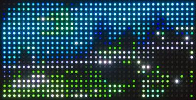 Leo Villareal, 'Dark Matrix', 2008