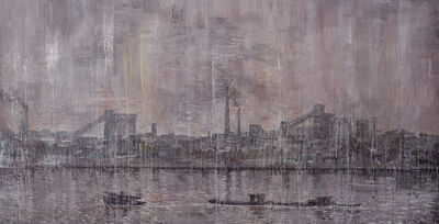 Luo Quanmu 罗荃木, 'Canal', 2008