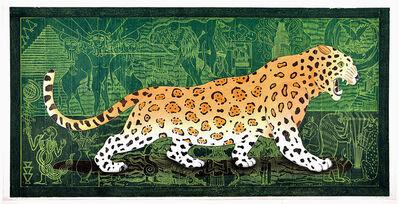 John Buck, 'The Cat', 2016