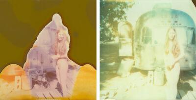 Stefanie Schneider, 'In front of Trailer', 2005