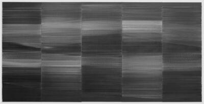 Anne Lindberg, 'field drawing 04', 2015