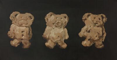 Soojin Kim, '3 Teddy ', 2018