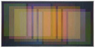 Carlos Cruz-Diez, 'Physichromie 1962', 2015