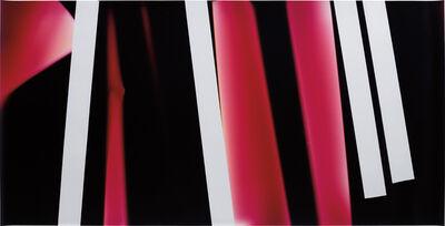 Walead Beshty, 'Black Curl (CMY/Five Magnet: Irvine, California, January 2nd, 2010, Fujicolor Crystal Archive Super Type C, Em. No. 165-021, 09710)', 2010