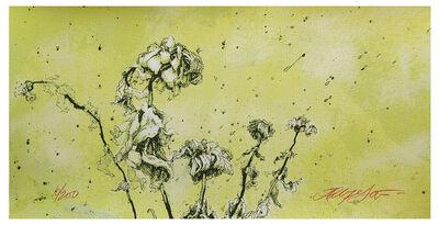 Helen Gotlib, 'Fall Zinnias'
