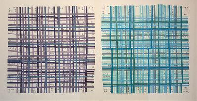 Kanako Namura, 'Cutting and Piecing SBPP y SBBB', 2013