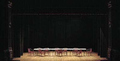 Mira Bernabeu, 'Sistema inherente. Interpretación # 20. Serie Mise en Scène XVI', 2016-2017
