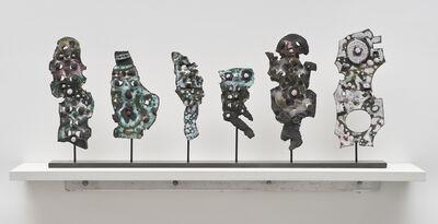 Lee Mullican, 'Untitled', 1984-1986