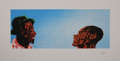 Leon Golub, 'The Explanation', 1993