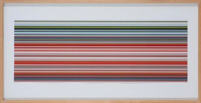 Gerhard Richter, 'Strip (3168)', 2011