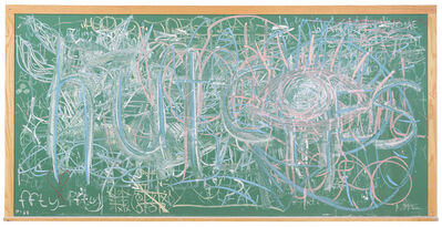 Bruce High Quality Foundation, 'Chalk Board'