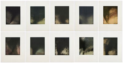 Joe Goode, 'Tornadoes', 1991