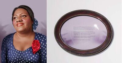 Virginia de Medeiros, 'Maria da Penha from the series Fables of Looking ', 2013