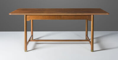 Mogens Koch, 'A rare partner's desk'