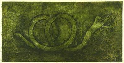 Rufino Tamayo, 'Quetzalcoatl', 1978