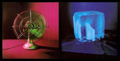 John Divola, 'Untitled (Fan and Ice)', 1983