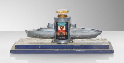 Louis Süe, ''Normandie', a Jean Patou scent bottle', designed 1935