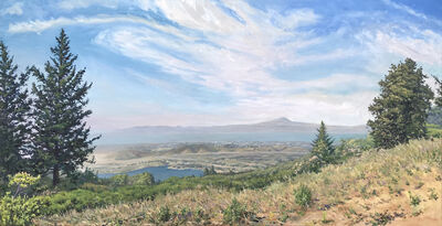 Kim Do, 'View of San Mateo and Crystal Springs Reservoir', 2019