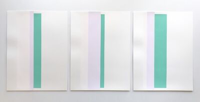 Lynne Harlow, 'Papaver 1-3', 2008