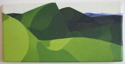 Albrecht Schnider, 'Landscape', 2002