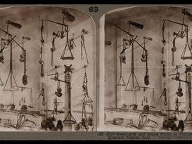 Bert Underwood, 'Steelyards and scales found at Pompeii', 1900