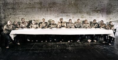 Bjoern Thomas, 'The Last Supper', 2016
