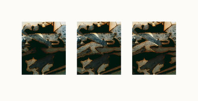 Dafna Talmor, 'Untitled (GI-1919191919191919) [Studies 1-3]', 2019