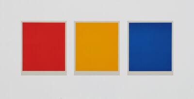 Julião Sarmento, 'Barnett Newman', 2018