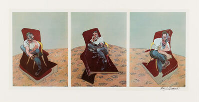 Francis Bacon, 'Triptych. John Diers', 1966