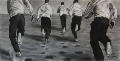 Patsy McArthur, 'The Chase', 2016