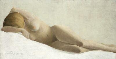 Antonio Calderara, 'Nudo sdraiato', 1931