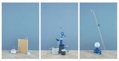 Dawn Ng, 'Blue', 2015