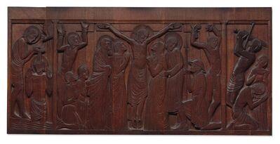 Eric Gill, 'Rossall School War Memorial Altarpiece', 1927