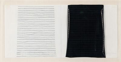 Dorothea Rockburne, 'untitled', 1972