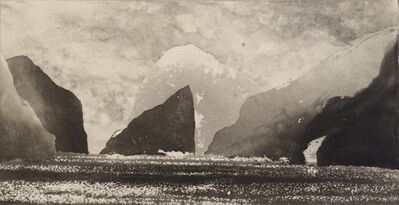 Norman Ackroyd, 'Broadhaven, Co. Mayo', 2017