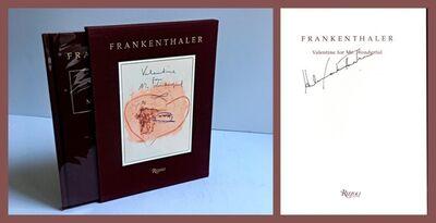 Helen Frankenthaler, 'Valentine for Mr. Wonderful (Hand Signed)', 1996