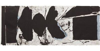 Robert Motherwell, 'Elegy Black Black', 1983