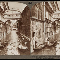 Bert Underwood, 'Bridge of Sighs', 1900